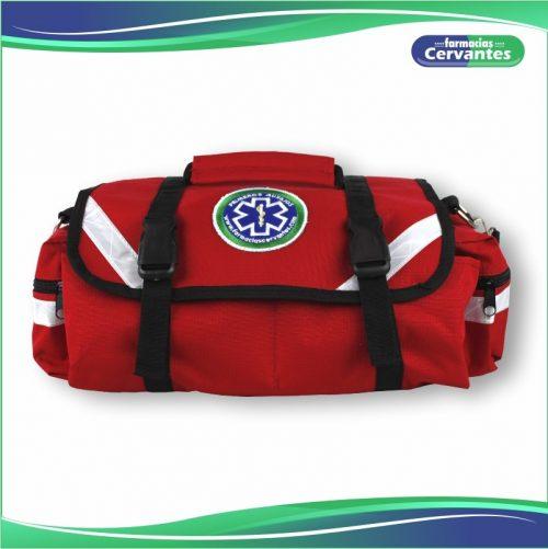 Botiquín de emergencia mochila chica